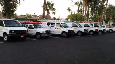 hvac trucks