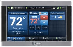 programmable zone thermostat